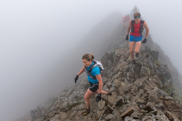 Crib Goch-  Copyright Steve Ashworth -23